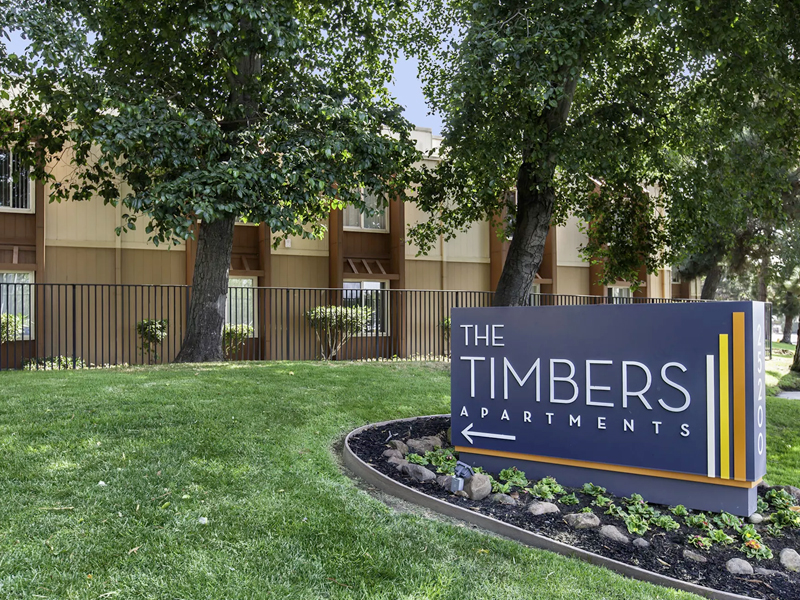 The Timbers Apartments in Hayward, CA