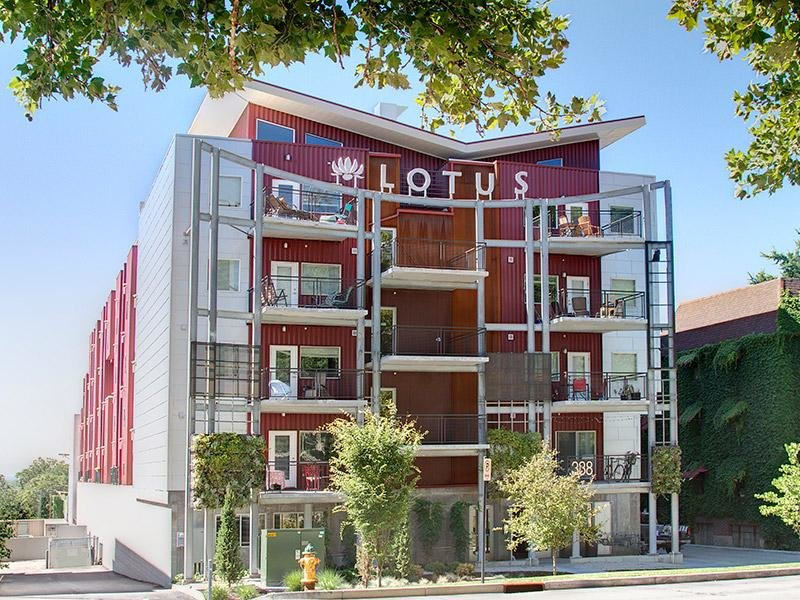 Lotus Apartments in Salt Lake City, UT