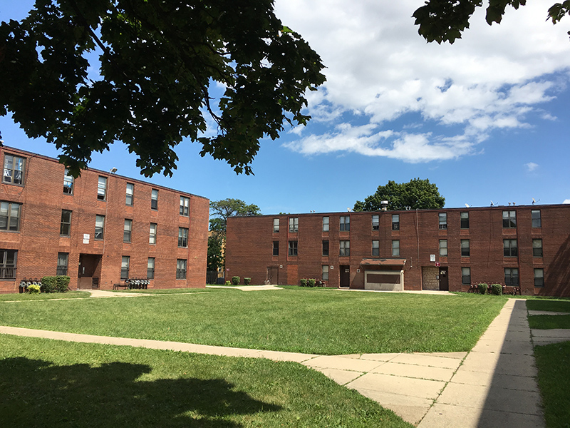 Baric Lawndale Apartments in Naperville, IL