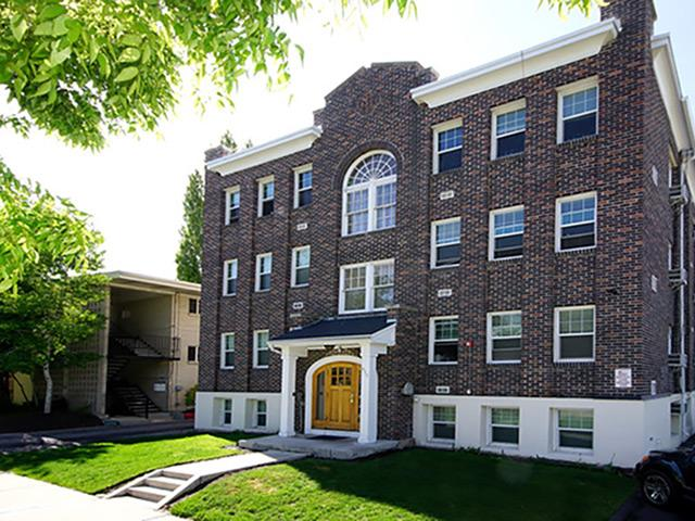 The New Broadmoor Apartments in Salt Lake City, UT