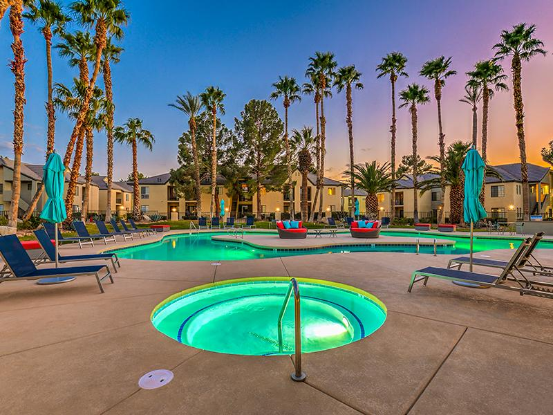 The Commons Apartments in Henderson, NV