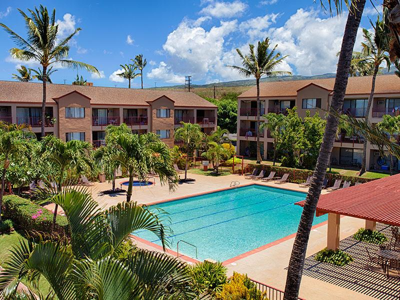 Sunset Terrace Apartments in Lahaina, HI