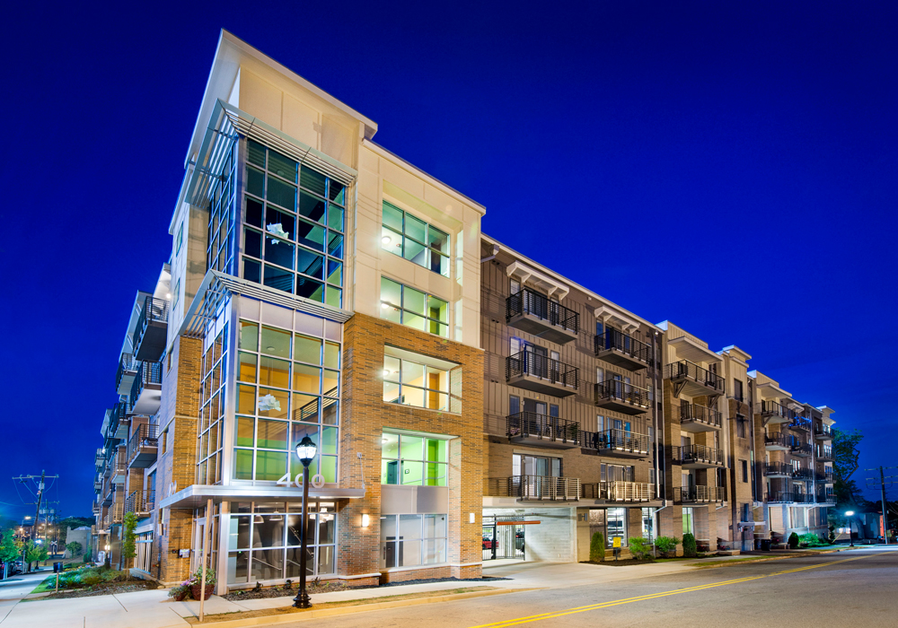 case study multifamily apartment marketing
