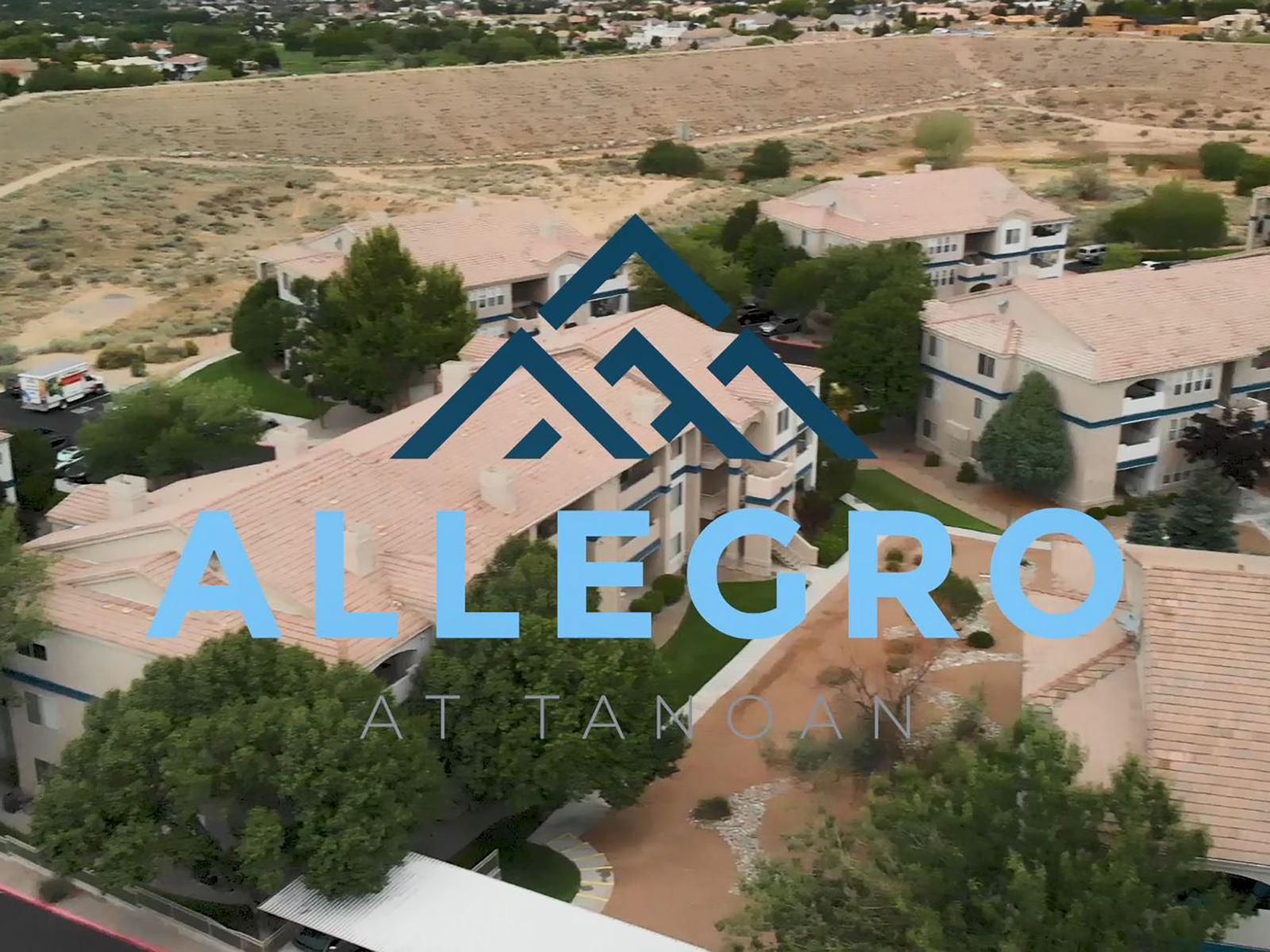 Experience Allegro at Tanoan Apartments, and dive into a video tour of our thriving community. We're ready to show you all of the things that make us one of a kind.