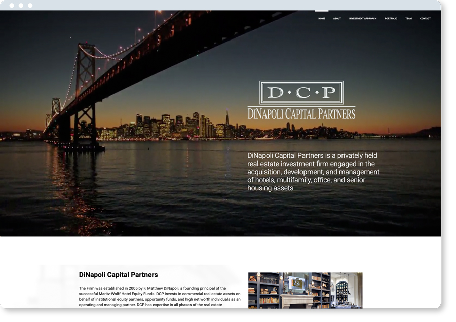 Custom Multi-family Apartment Websites
