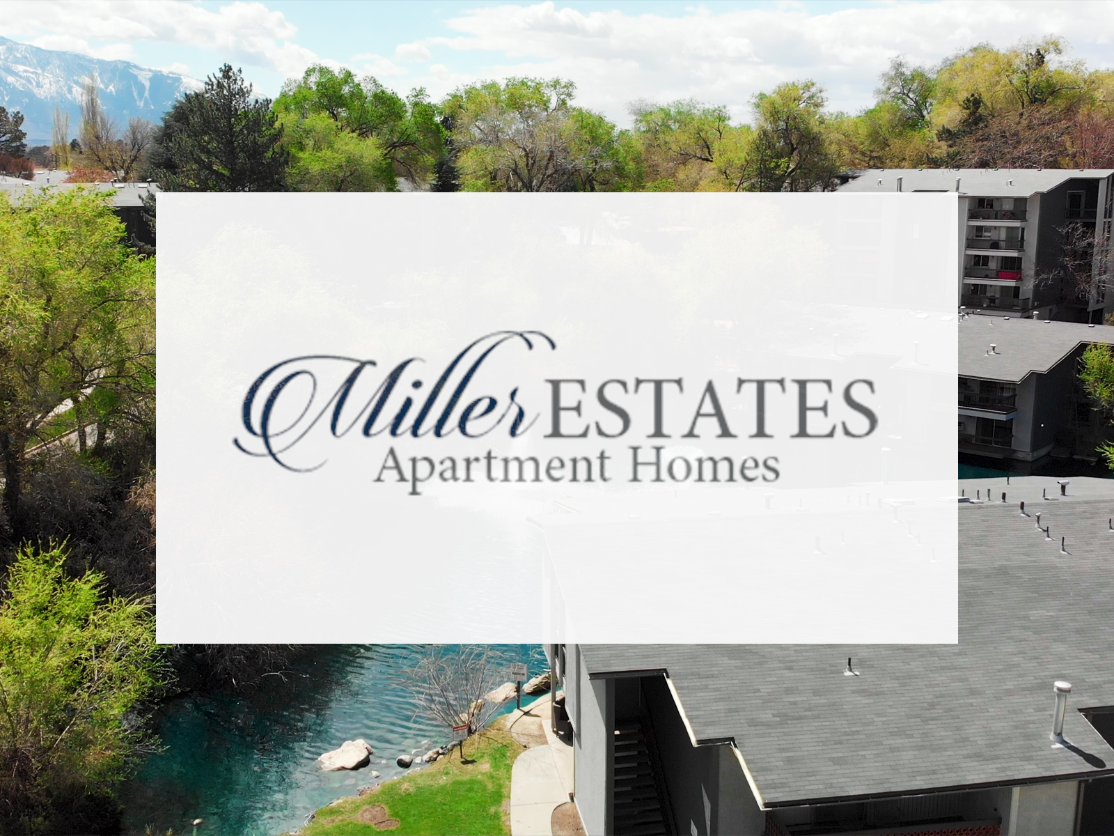 Your new home is waiting for you at Miller Estates in Murray, Utah. Step into our thriving community by experiencing our property video. Contact us today!