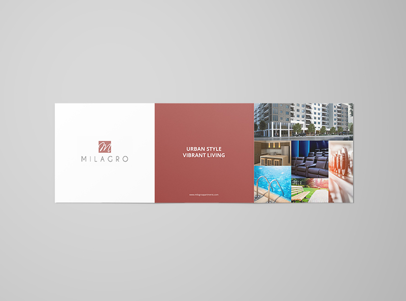 multifamily design brochure sample